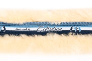 ESKADRON Halfter DORNSCHNALLE LAMMFELL (CLASSIC SPORTS Frühjahr 2