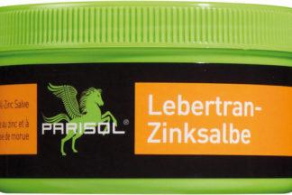 Parisol Lebertran - Zinksalbe
