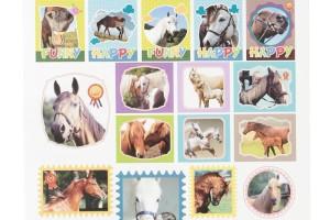 PFIFF Pferde-Aufkleber