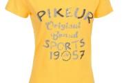 PIKEUR Shirt LUISA mit Rundhals