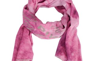 PIKEUR Sommer Schal mit Batik Design