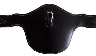 Sattelgurt mit Bauchschutz