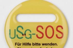 SOS Sicherheitsanhänger