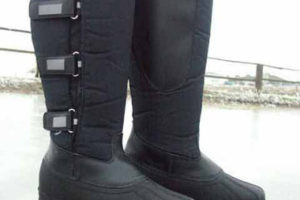 Thermoreitstiefel