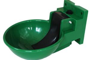 Tränkebecken Kunststoff grün