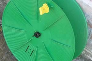 Trommel allein für Breitbandhaspel divers