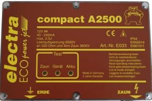 Weidezaungerät compact A2500