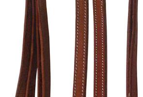 Westernzaum Torrington braun-schwarz Cob